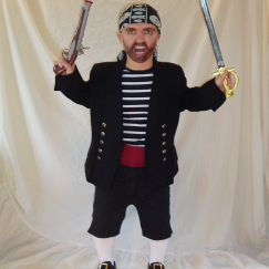 Pirate Dwarf