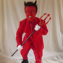 Red devil dwarf