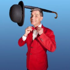 Great British Comedy Juggling Trickster Act