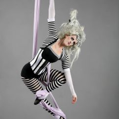 The Marionette Aerial Act