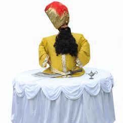 Genie Living Human Table