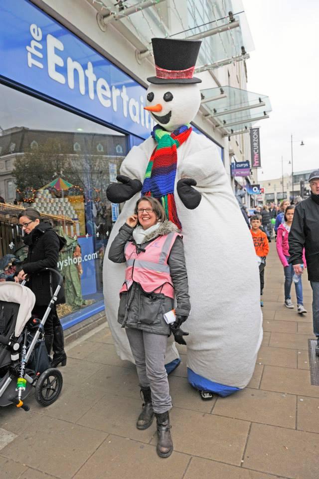Frosty_Snowman_Stilwalker