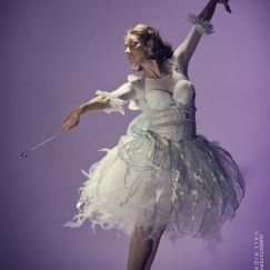 Xmas Fairy Walkabout