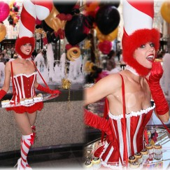 Gravitylive - Canape Hostesses - The Candy Girls 3