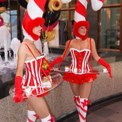 Gravitylive - Canape Hostesses - The Candy Girls 4