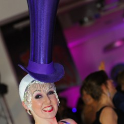 Gravitylive - Canape Hostesses - The Parma Violets 2
