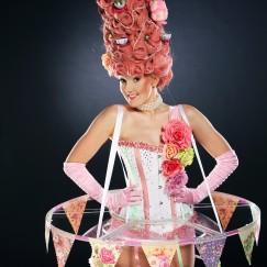Gravitylive - Canape Hostesses - Vintage Tea Party 2