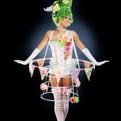 Gravitylive - Canape Hostesses - Vintage Tea Party 3