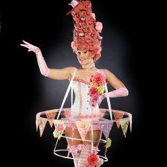 Canape Hostesses - Vintage Tea Party 4