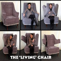 Living Human Chair