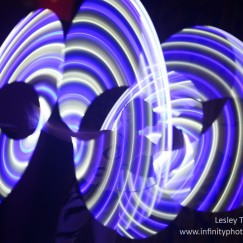 Helen Orford - LED hula hoops 3