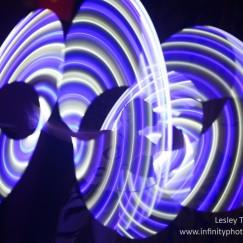Helen Orford - LED hula hoops 3