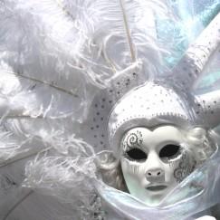 porcelain twin mask
