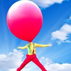 DOD giant balloon show image