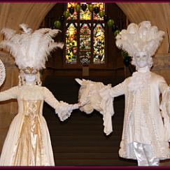 masquerade-female-living-statue