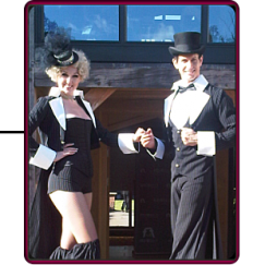 top-hat-and-tails-stilt-walkers-3