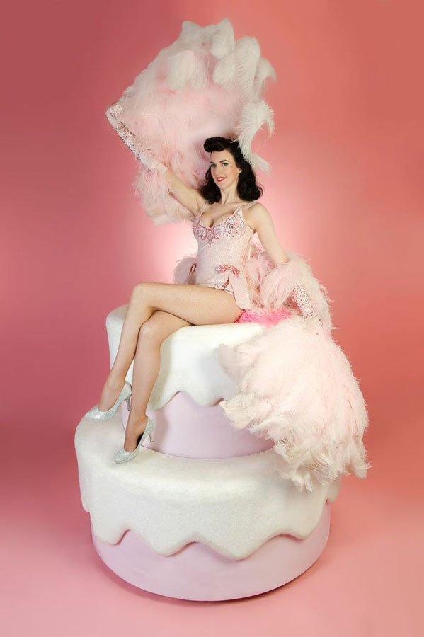 Happy Birthday Dolly Cake Images