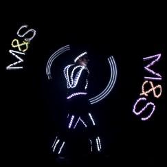 Pixel props M&S