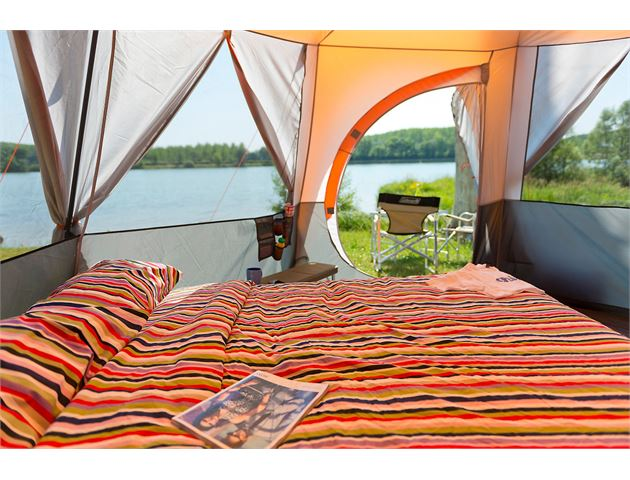 Glamping Night Experience For People Who Want To Camp In