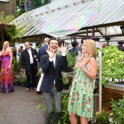 Matthew Williamson x LIKEtoKNOW.it Summer Party at Clifton Nurseries at Clifton Nurseries, London, Britain on 16 Jun 2016.