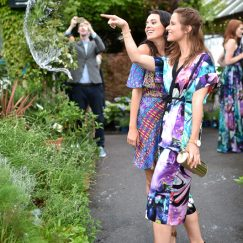 Matthew Williamson x LIKEtoKNOW.it Summer Party at Clifton Nurseries at Clifton Nurseries, London, Britain on 16 Jun 2016.