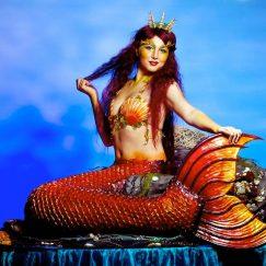 Mermaid living table