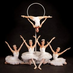 La Luna Ballet Company Classical White (5)