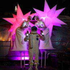 Wandering Stars Space Man 02