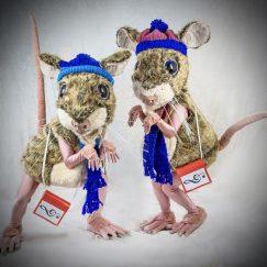 winter mice 4 in