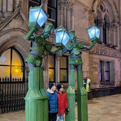 Living Lamp Posts In Bradford
